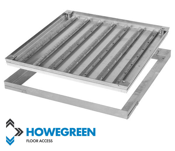 Howe Green 7500 Series light duty floor access cover product image
