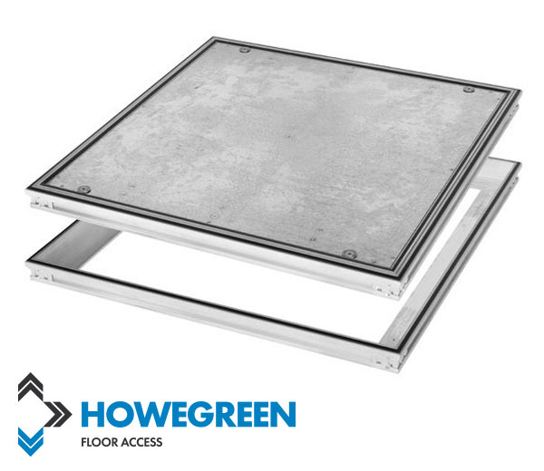 Howe Green Visedge Series flexible floor access cover product image