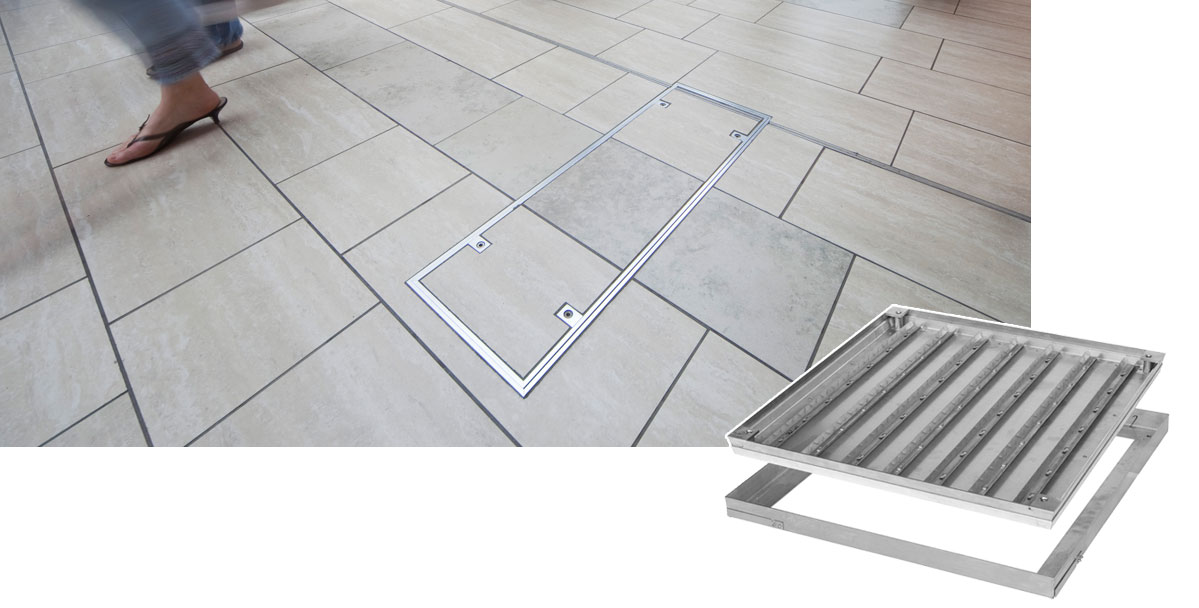 7500 Series Floor Access Covers | Cribbs Causeway, Bristol